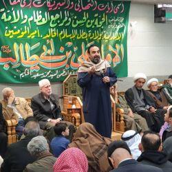إحياء ذكرى ولادة الإمام أمير المؤمنين (عليه السلام) في مكتب سماحة المرجع الديني الكبير السيد الحكيم (مد ظله) في السيدة زينب بسوريا