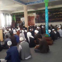 مراسم تجليل از شهید جناب حجت الاسلام والمسلمين شيخ محمد جعفر توكلى