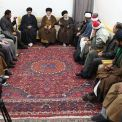 The Meeting of his Eminence with the Delegation of Scholars from Al-Azhar