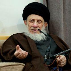 سماحة المرجع الكبير السيد الحكيم (دام ظله) يدعو العراقيين إلى تجاوز المرحلة التي سببت الويلات، بالاهتمام بالتواصل والمحبة وجمع الكلمة ووحدة الصف